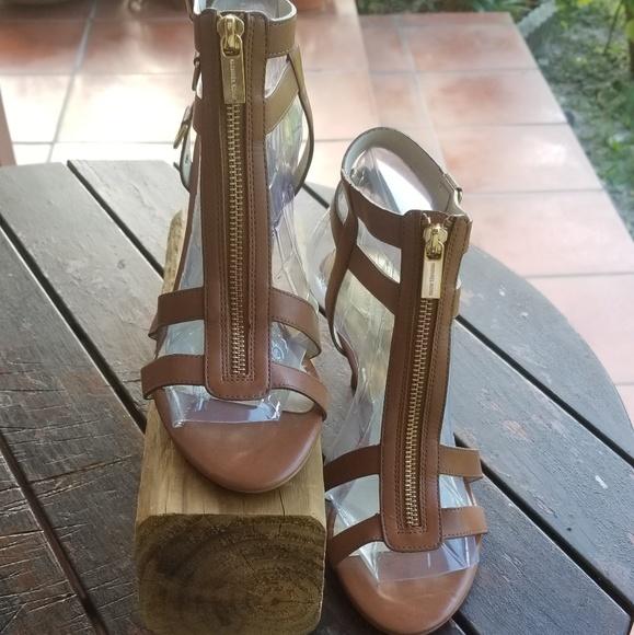 MICHAEL Michael Kors Shoes - Michael Michael Kors Tan Sandals